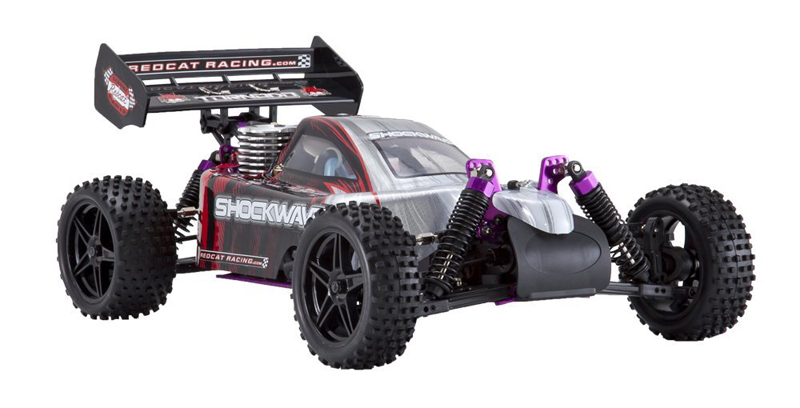 Redcat Racing 4WD Shockwave Nitro RC Car
