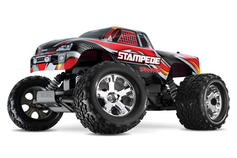 Traxxas Stampede 2WD